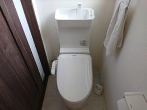 結城市のトイレつまり