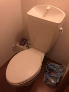 かすみがうら市のトイレ水漏れ