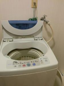 小美玉市の洗濯水漏れ