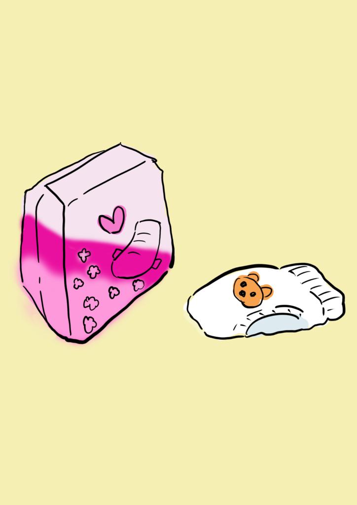 ナプキン・おむつ