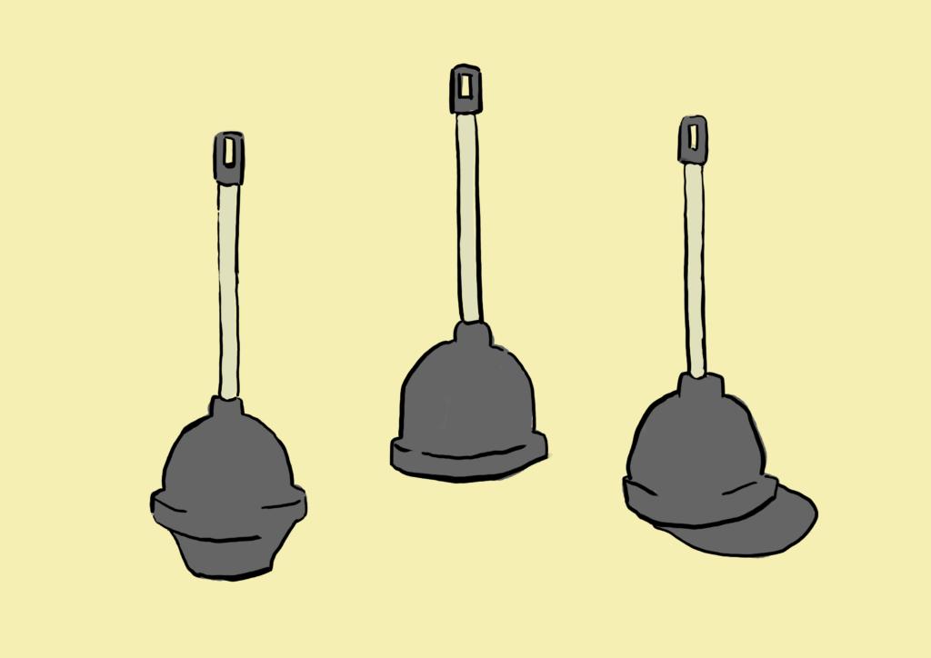 ラバーカップ種類