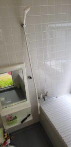お風呂の蛇口水漏れ