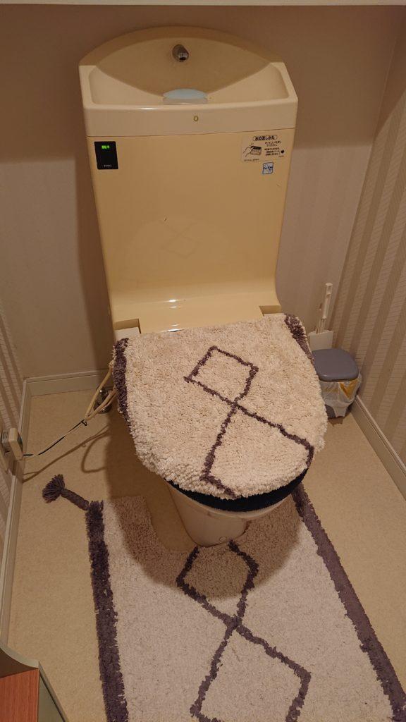 足利市でトイレつまりトラブルの解決事例