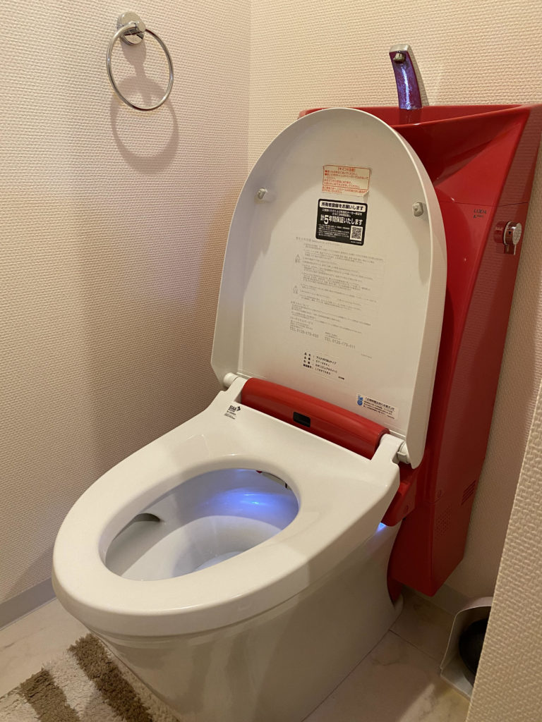 栃木市でトイレつまりトラブルを解決しました。