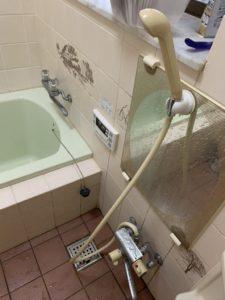 風呂排水つまり