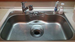 台所排水つまり