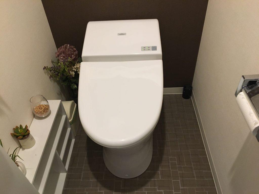 宇都宮市でトイレの水漏れトラブルを解決しました。