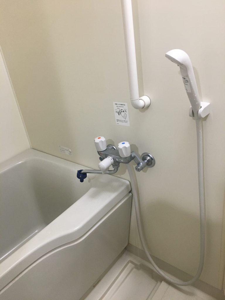 小山市でお風呂の詰まりトラブルを解消しました。