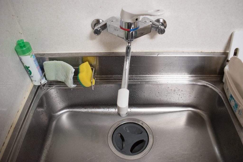 栃木県小山市で台所の排水つまりトラブル解消