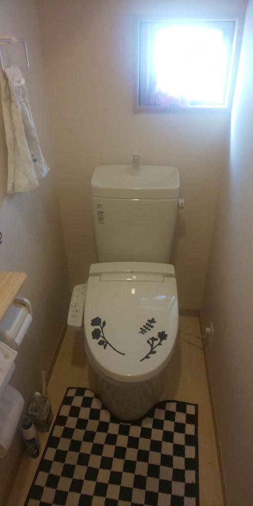 栃木県下野市でトイレタンク内の不良を修理しました。