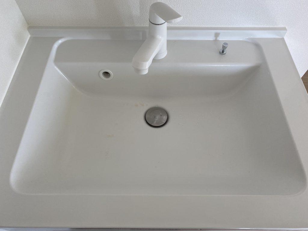 栃木県那須塩原市あたご町にて洗面台の水漏れ解消