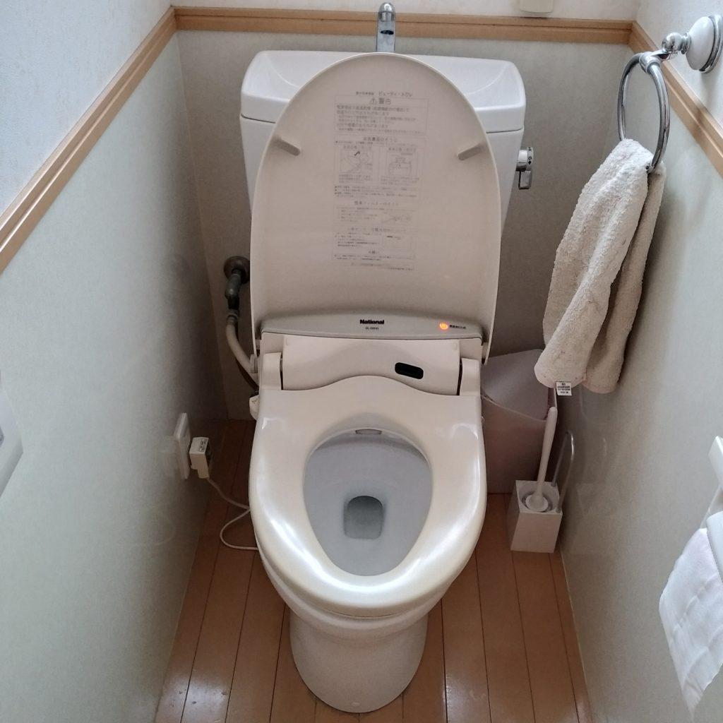 栃木県鹿沼市でトイレの水が出ないトラブル解決