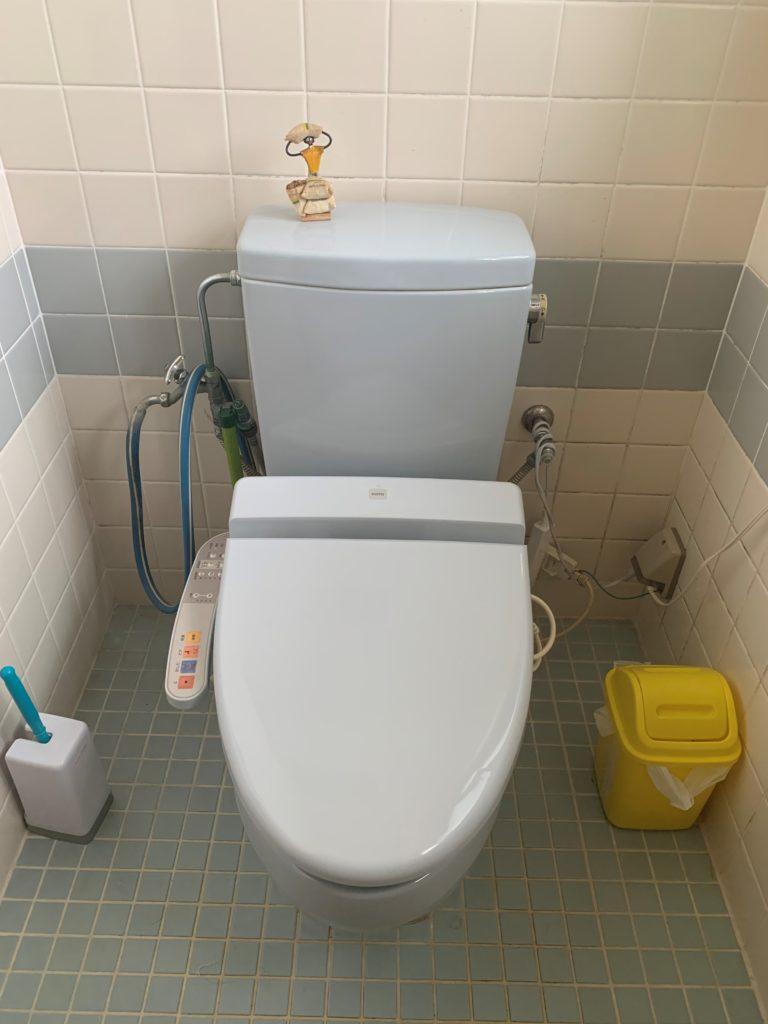 栃木県小山市でトイレの詰まりトラブル解消事例