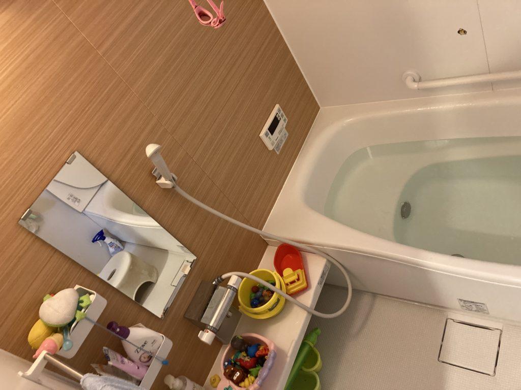 栃木県下野市で浴室の蛇口水漏れ修理作業