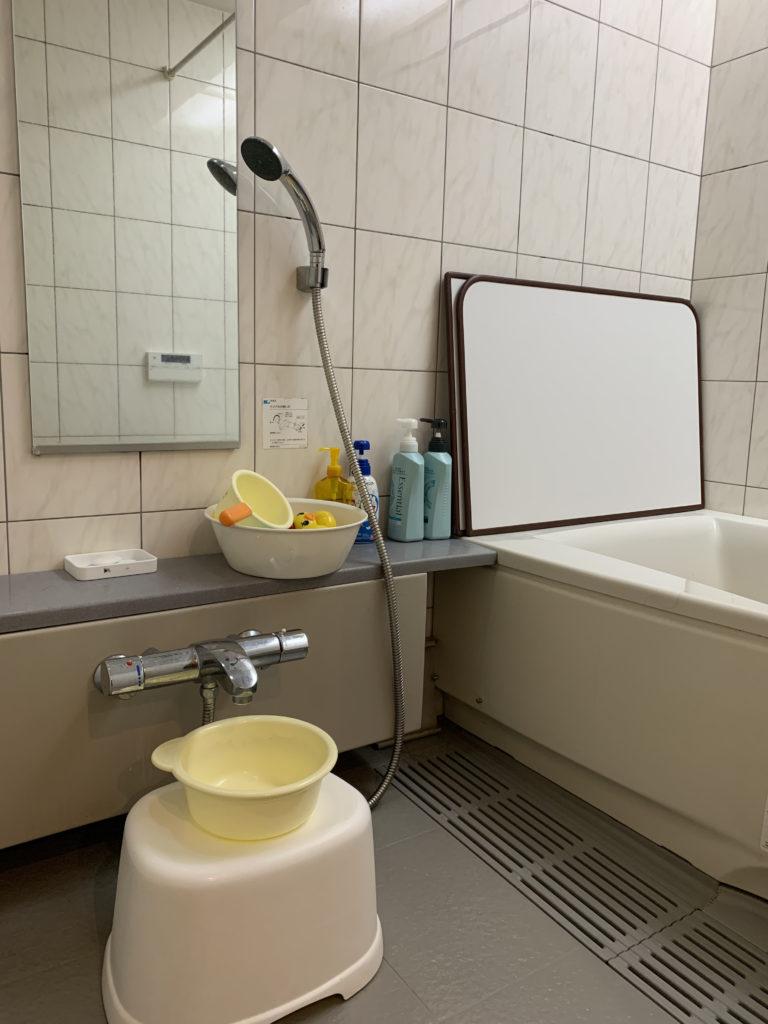 栃木県矢板市で浴室排水つまり修理解決事例