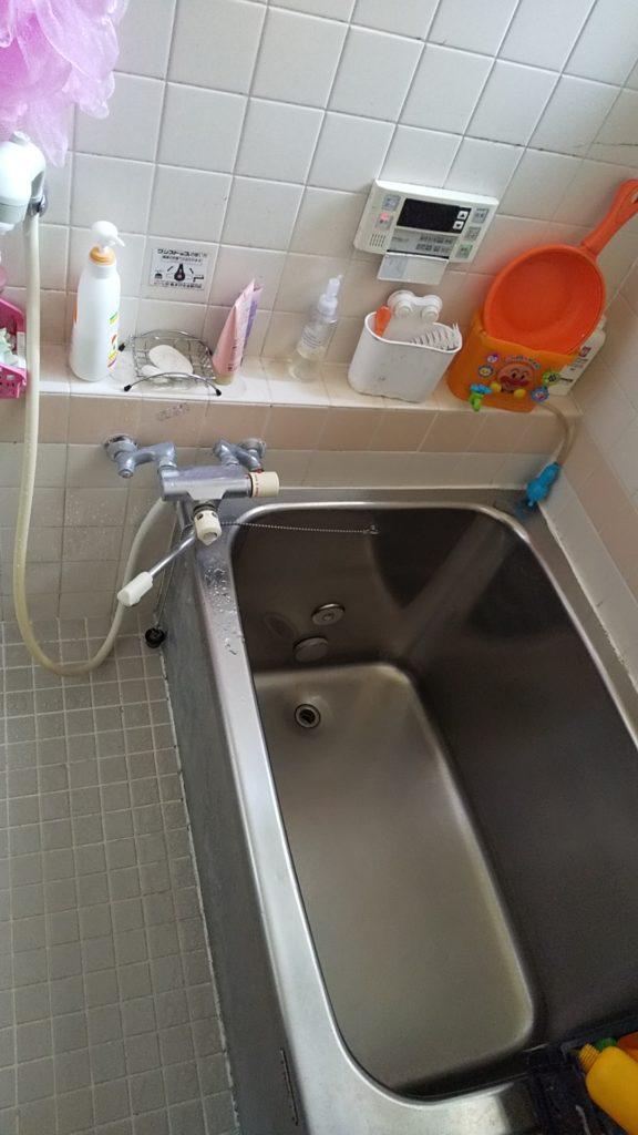 浴室の原因別トラブル費用